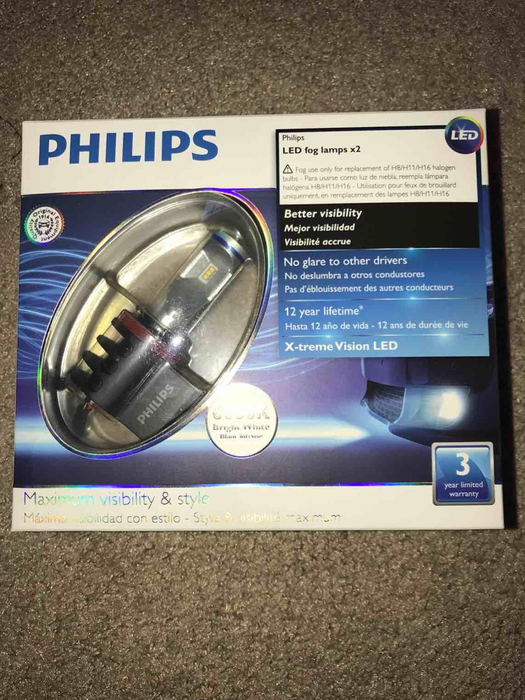 [Craigslist] FS NEW Philips H11 Xtreme Vision LED Fog ...